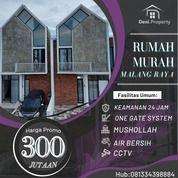 Rumah Murah Desain Villa Dekat Pondok Tazkia Dan Kampus (31152001) di Kab. Malang