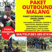 Paket Materi Outbound Batu | FIRST OUTBOUND (31152325) di Kota Batu