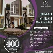Rumah Murah 2 Lantai Kawasan Tasikmadu De Daun Residence (31153257) di Kab. Malang