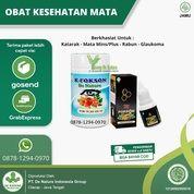 OBAT TRADISIONAL MATA MERAH PENGELIHATAN KABUR - OBAT KATARAK MATA HERBAL DE NATURE - DE NATURE (31155751) di Kab. Bintan