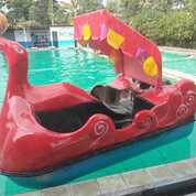 Wahana Air Perahu Bebek Fiber Singalaut Kanopi Odong2 (31155853) di Kab. Blitar