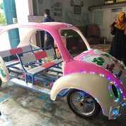 Becak Mobil Vw Odong Odong Gowes Mainan (31155879) di Kota Bekasi