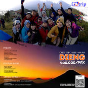 OPEN TRIP DIENG DARI SEMARANG (31157109) di Kab. Wonosobo