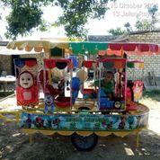 Kereta Panggung Fiberplat Double Atap (31157180) di Kota Depok
