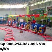 Odong Promo Kereta Lantai Kharakter Lucu Murah (31157233) di Kota Tanjung Pinang