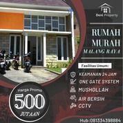 Rumah Murah Minimalis Dekat Kampus Univ Kanjuruhan Malang (31161488) di Kab. Malang