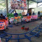 Mini Coaster Rel Naik Turun Odong Odong Doble Jok Komplit Aki (31161527) di Kab. Brebes
