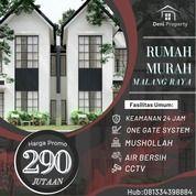 Rumah Murah Desain Villa Dekat Kampus Kota Malang (31161652) di Kab. Malang