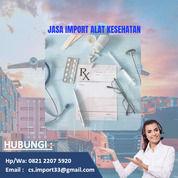 JASA IMPORT ALAT KESEHATAN (31165613) di Kota Jakarta Barat