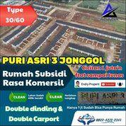 Rumah Subsidi Di Cileungsi, Bogor Di Bawah Rp 200 Jt Terlengkap (31166320) di Kab. Bogor