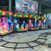 Kereta Lantai Kartun Fiber Plat Odong Odong (31168544) di Kab. Garut