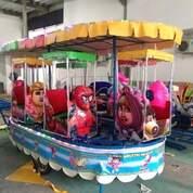 Bisnis Odong Kereta Panggung Kartun Lengkap Audio (31169229) di Kab. Karangasem