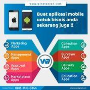 Jasa Pembuatan Aplikasi Android, IOS, Website, Desktop Profesional (31169477) di Kab. Bogor