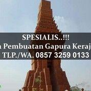 TERPERCAYA!! TLP. 0857 3259 0134 Jasa Gapura Kerajaan Majapahit Tasikmalaya (31170999) di Kota Tasikmalaya
