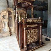 Mimbar Masjid Kubah (31174002) di Kab. Madiun