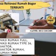 TERBUKTI, CALL WA 0812-1244-2489, Biaya Renovasi Rumah Full, Biaya Renovasi Rumah Type 36 (31178657) di Kab. Bogor
