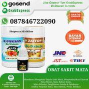 Obat Mata Berlendir Tradisional K-Fokson & Zaitop (Bonus Tetes Mata M-Fokson) (31180603) di Kota Bengkulu