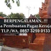 Pembuat Pagar Majapahit Probolinggo CALL 0857 3259 0133 PROFESIONAL..!!! (31182674) di Kab. Mojokerto