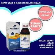 [BISA COD] FREE ONGKIR - Formakol Tidak Pahit Obat Basmi Asam Urat Dan Kolestrol (31184062) di Kota Jakarta Timur