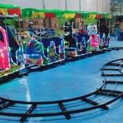 Kereta Lantai Rel Bawah Odong Best Price NP (31184438) di Kab. Garut