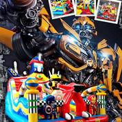 Rumah Balon Transformer Lengkap Blower (31184993) di Kab. Agam