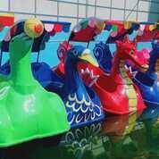 Bebek Kayuh Gowes Odong Odong Mainan Air (31187706) di Kab. Garut