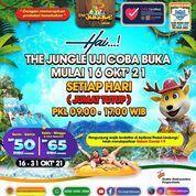 Hi The Jungle Uji Coba Buka Mulai 16 Okt 2021 (31188393) di Kota Bogor