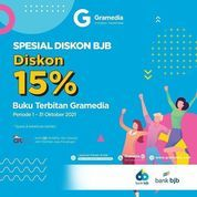 Gramedia Promo SPESIAL DISKON BJB DISKON 15 % Buku Terbitan Gramedia (31188443) di Kota Jakarta Selatan