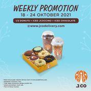 JCO Weekly Promotion (31188494) di Kota Jakarta Selatan