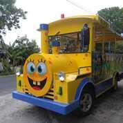 Kereta Mini Wisata Odong Odong Gambar Spongebob (31190446) di Kab. Garut