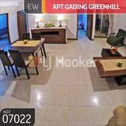 Apartemen Gading Greenhill Tower A Lt.26 Kelapa Gading, Jakarta Utara (31194928) di Kota Jakarta Utara