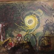 Lukisan Affandi (31195322) di Kota Tangerang