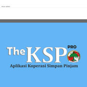 Aplikasi Koperasi Simpan Pinjam - TheKSP Pro (31199037) di Kab. Brebes