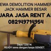 MOJOKERTO Sewa Rental Jack Hammer Besar Demolition Hammer Jack Drill (31201682) di Kota Mojokerto