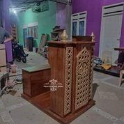Mimbar Masjid Minimalis Dudukan (31204024) di Kab. Bojonegoro