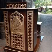 Podium Mimbar Masjid Minimalis (31204033) di Kab. Bojonegoro