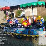 Odong Odong Murah Banget - Kereta Panggung Mini Wisata (31215622) di Kab. Brebes