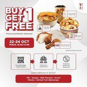 Hangry Buy 1 Get 1 Free!!! (31220302) di Kota Jakarta Utara