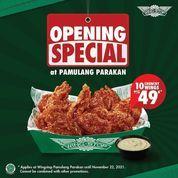 Wingstop Opening Special at Pamulang Parakan (31220396) di Kota Tangerang Selatan