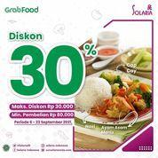 Solaria Diskon 30% (31233342) di Kota Jakarta Selatan