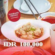 Din Tai Fung Digibank Promo is extended until 31 December 2021! (31233472) di Kota Jakarta Selatan