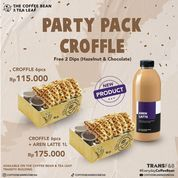 The Coffee Bean Party Pack Croffle (31233642) di Kota Jakarta Selatan