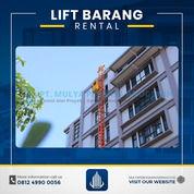 Sewa Lift Barang Proyek Lebak (31233709) di Kab. Lebak