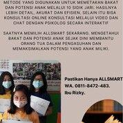 0811-8472-483 LENGKAP & AKURAT, Tes Kepribadian Melalui Jari Tangan Di BSD (31234398) di Kota Bekasi