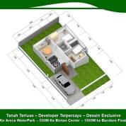 Rumah Murah Di Tanjungpinang Harga Mulai 100jt An (31241275) di Kota Tanjung Pinang