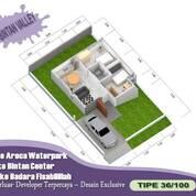 Rumah Murah Di Tanjungpinang Tanpa BI Checking (31250312) di Kota Tanjung Pinang