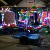 Komedi Putar Helly Odong-Odong Lampu Hias (31256129) di Kota Gorontalo