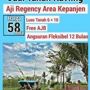 Kavling Di Kepanjen Harga 58 Juta (31256202) di Kab. Malang