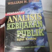 Pengantar Analisis Kebijakan Publik/Wiliam Dunn (3163771) di Kota Bandung