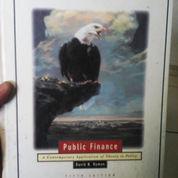 Public Finance/David N Nyman